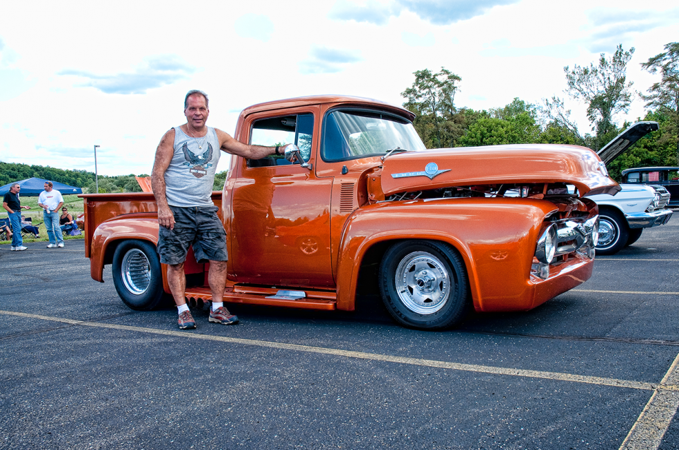 John and his Ford F100